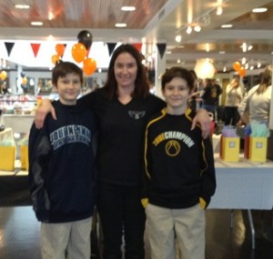 JULIE AND BOYS